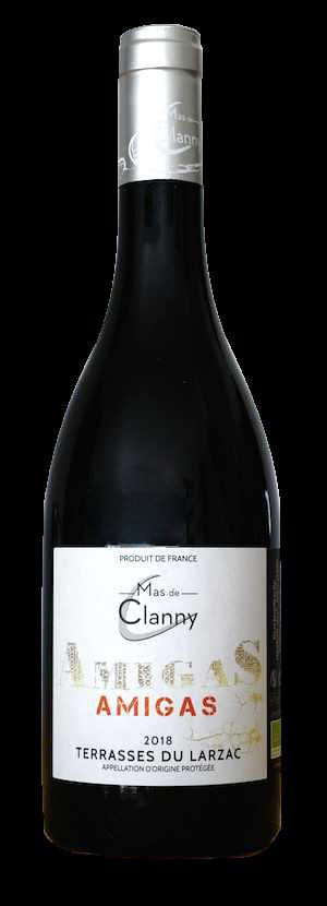 Vin Amigas AOP Languedoc rouge 2018