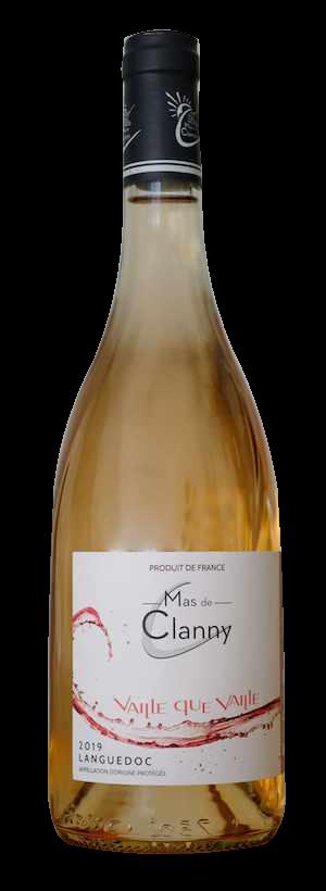 vin AOP Languedoc rosé Vaille que Vaille 2019