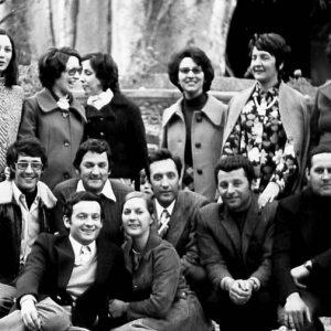 photo de famille mas de clanny